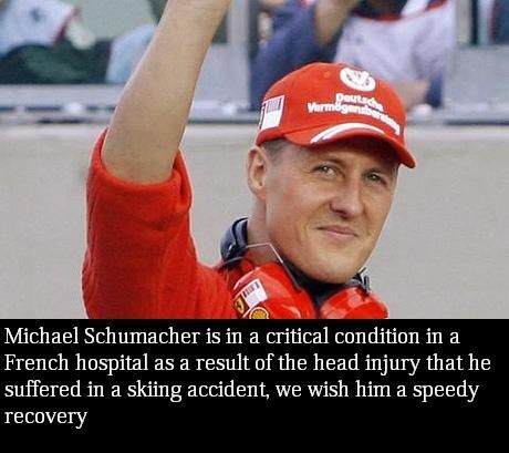 Meet the extraordinary Michael Schumacher. A legend in his own right, Michael has dominated the racing world during his career and established himself among the best in the sport.