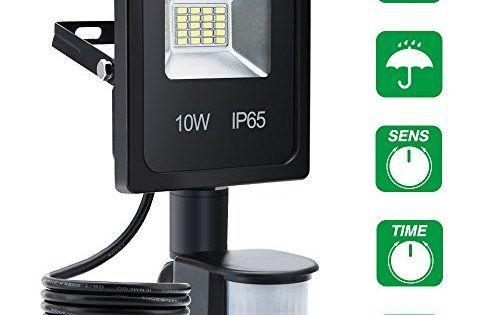 Détecteur de mouvement extérieur Optex VXI-R - eclairage exterieur detecteur automatique