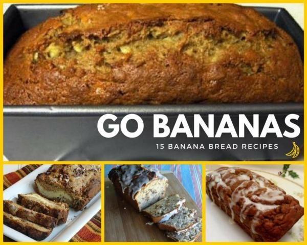 15 Simple Banana Bread Recipes | Just A Pinch