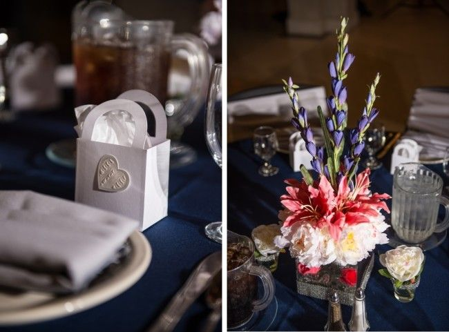 Our Custom Floral decorations Included in the article on Love & Lavendar! We are published!