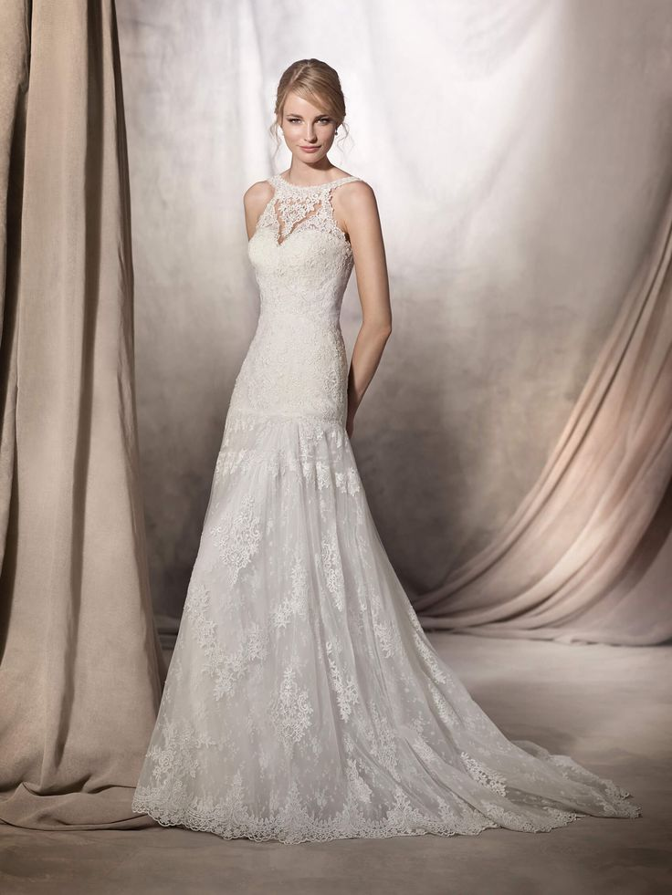 122 best La Sposa Wedding Gowns images on Pinterest | Short wedding ...