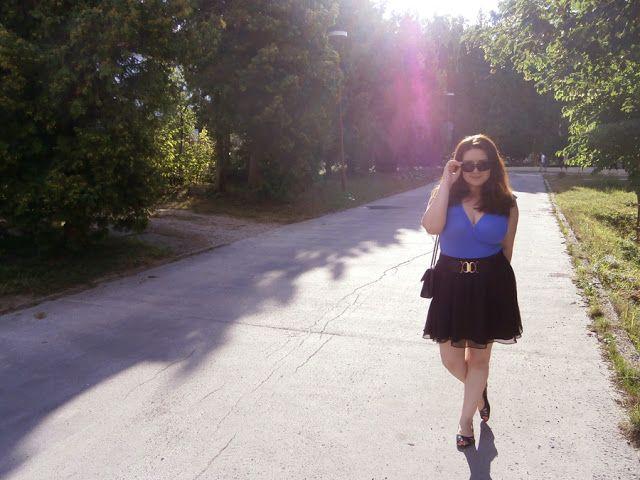 Winniearthe: Outfit: Summer evening