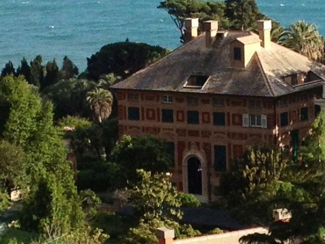 Genova Museo Raccolte Frugone - esterno