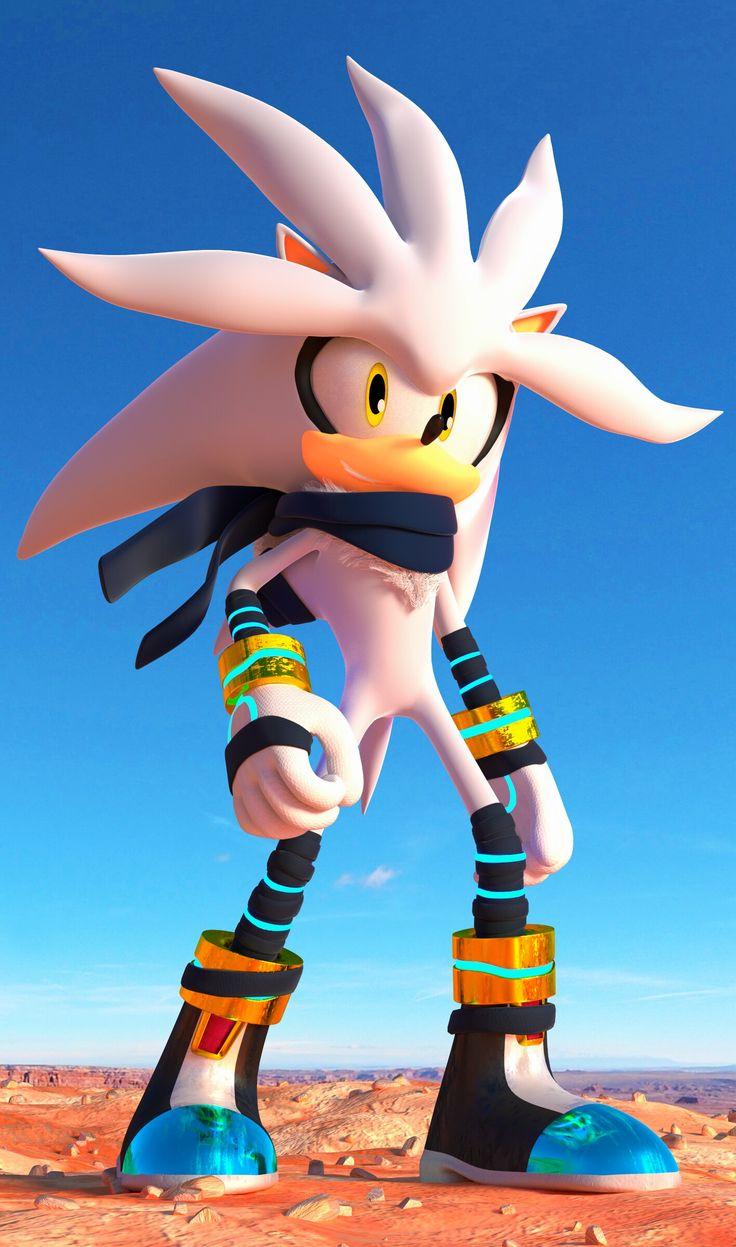 Sonic Boom Silver
