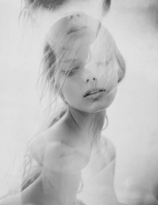 double exposure by felicia