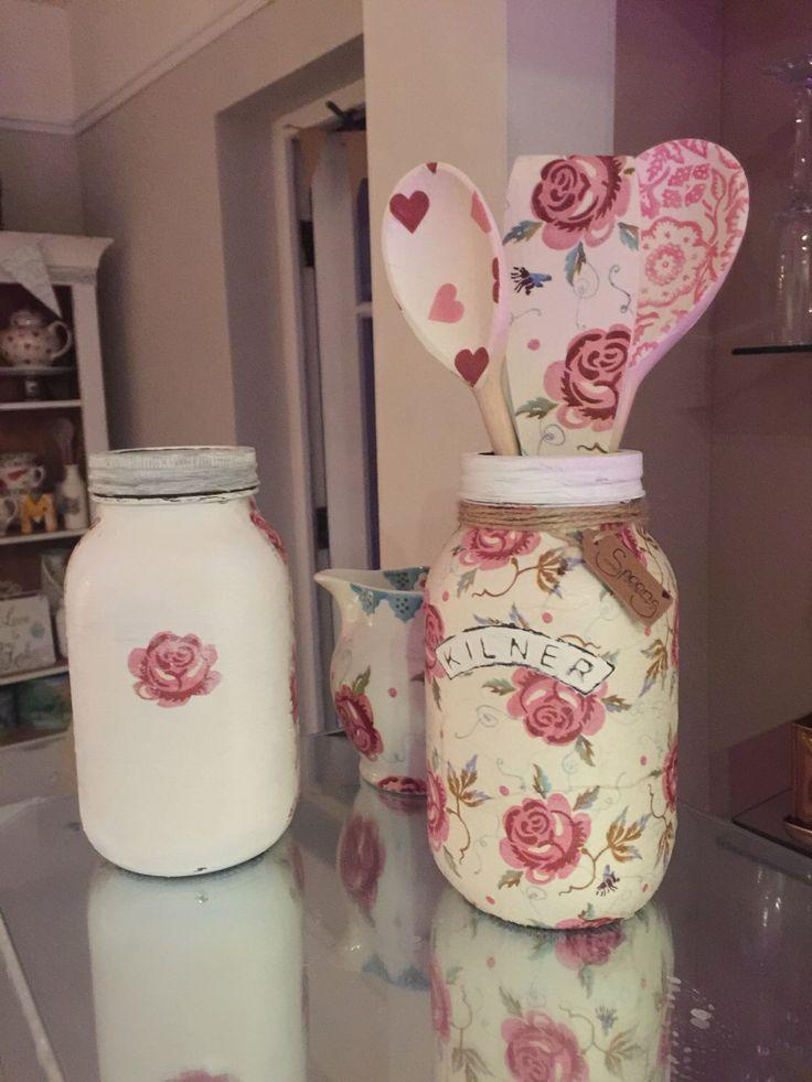 Emma Bridgewater Decorated Kilner Jar - your choice of design by JessicaShabbySpoons on Etsy https://www.etsy.com/uk/listing/269971421/emma-bridgewater-decorated-kilner-jar