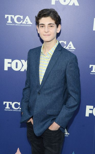 David Mazouz Photos Photos - David Mazouz attends the FOX Summer TCA Press Tour on August 8, 2016 in Los Angeles, California. - FOX Summer TCA Press Tour - Arrivals