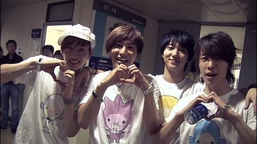 Super Junior - Eunhyuk, Leeteuk & Yesung & Donghae <3