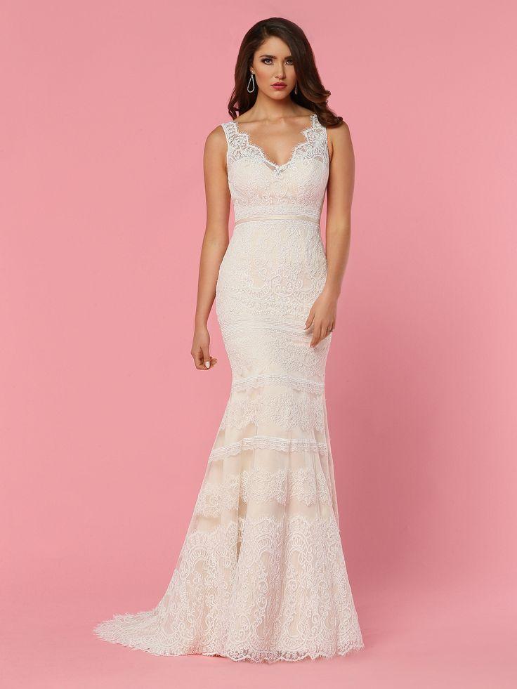 DaVinci Wedding Dresses Style #50447