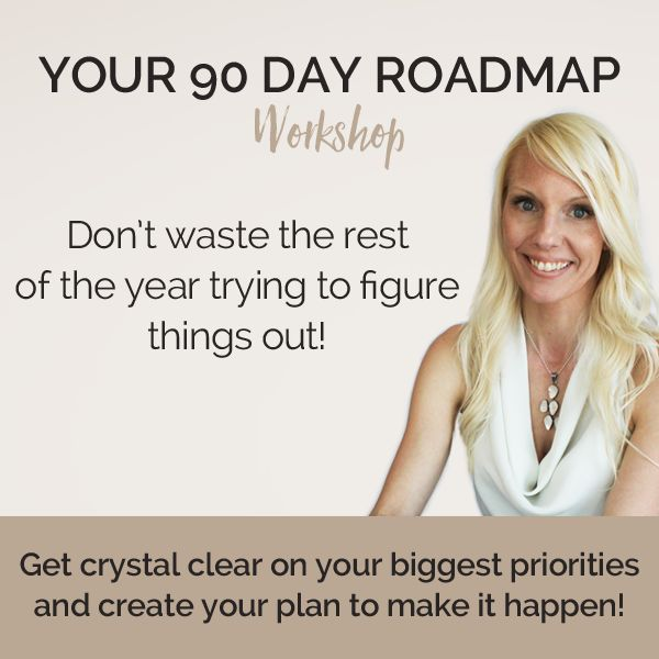 Join me on Friday, September 16th for a virtual planning workshop so you are crystal clear on your fall focus and know exactly what you need to do to knock this year out of the park! It's ONLY $47 AND you can bring a friend for FREE! Because we like good people!