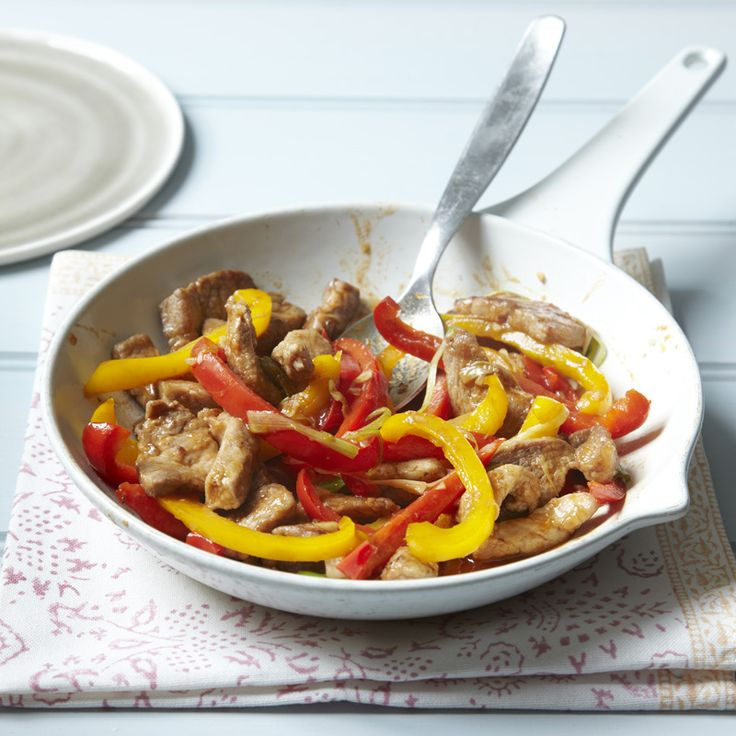 5:2 fast diet recipe for Sweet and sour pork