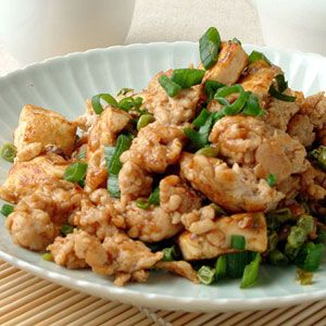 Tofu Tofu Tofu: Cookingbak Ideas, Asian Recipes, Tofu Tofu, Tofu Recipes, Cooking Lights, Tofu Food, Ground Turkey Recipes, Food Processor, Cooking Bak Ideas