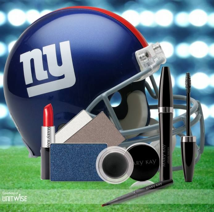 Game day with Mary Kay http://www.marykay.com/amcnutt