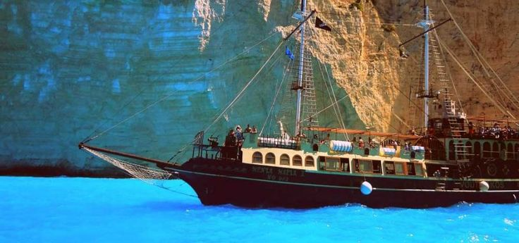 """Explore Zante Island like a Pirate! 