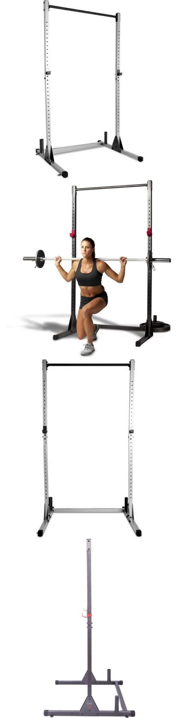 Power Racks and Smith Machines 179815: Strength Power Rack Pull Up Fitness Exercise Weight Lifting Squat Deadlifts -> BUY IT NOW ONLY: $109.99 on eBay!