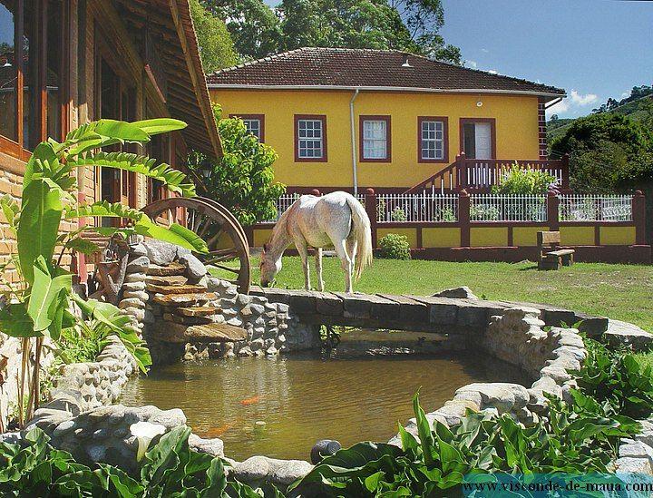 #Hotel Fazenda - Natureza - Viagem