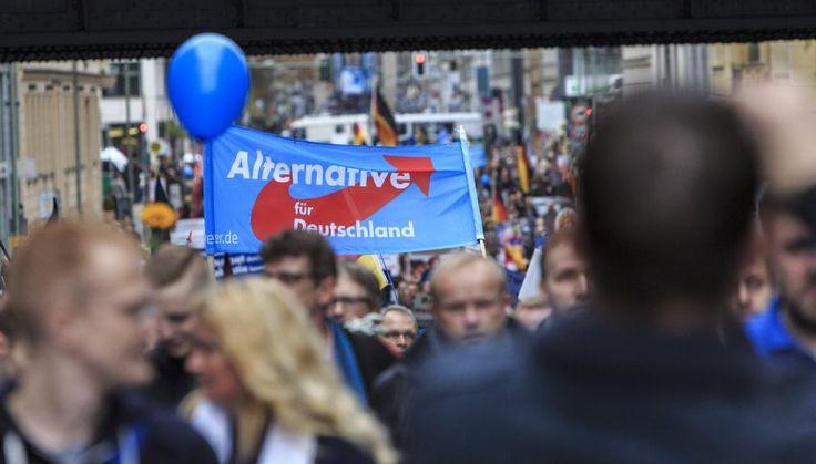 Baden-Württemberg: Meinungsforscher sehen AfD bei elf Prozent - SPIEGEL ONLINE - Politik