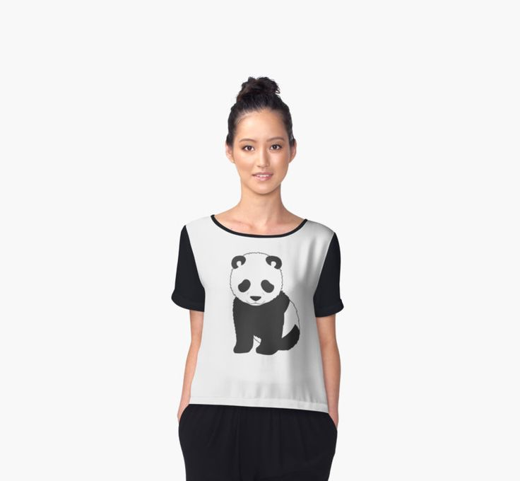 Tiny Panda by deerinspotlight