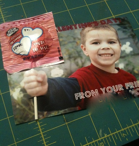 Valentine's Day Cards from your kid to another.... cute idea!!! <3kw