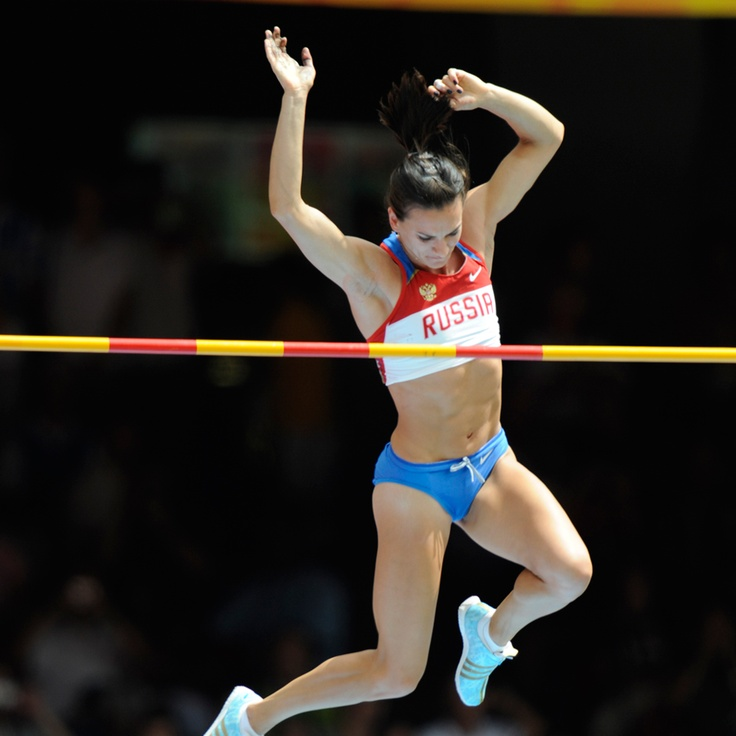 Yelena Isinbayeva, Russia - Beijing 2008 - Athlétisme, Saut à la perche    Crédit : Kishimoto