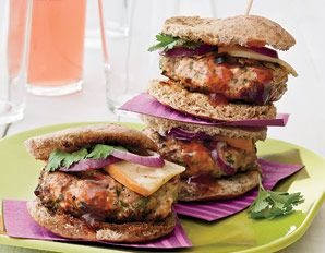 Healthy Recipe: BBQ Chicken Sliders: Organic Gardening