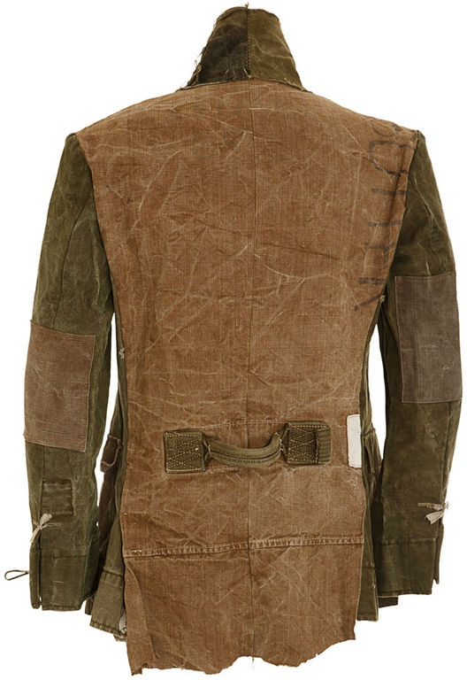GREG LAUREN - love, love, love, love, love this.  Wonder if hubby would wear it?  I'd fall in love with him all over again if he had this on!