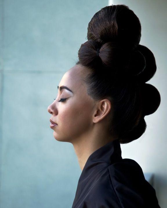 Kristine:Modern Geisha shoot