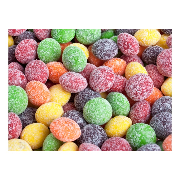 Sour Skittles ! Skittles are some of my favorite candy(especially the sour ones)!