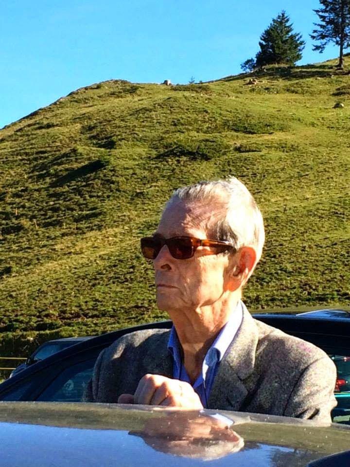 Regele Mihai la 93 de ani, 2014.
