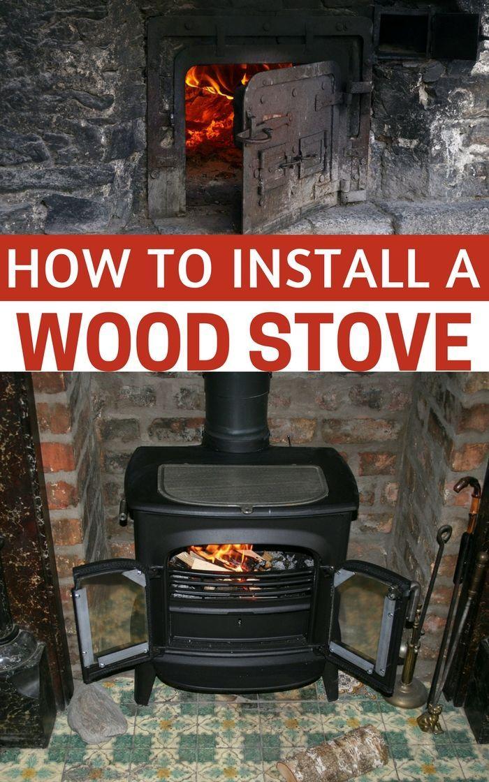 Best 25 Wood Stove Installation Ideas On Pinterest Stove Installation Wood Stove Chimney And