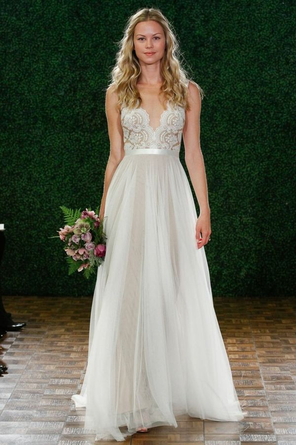 Wedding dresses for the best day of your life