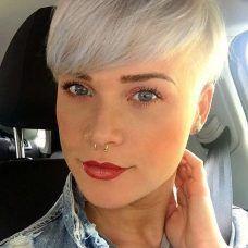 Mandy Kay Bart Short Hairstyles - 13