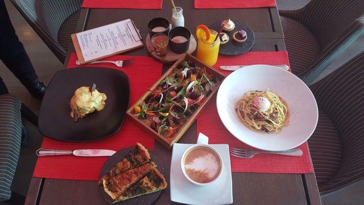 Sunday #brunch served! rbathenspark.com