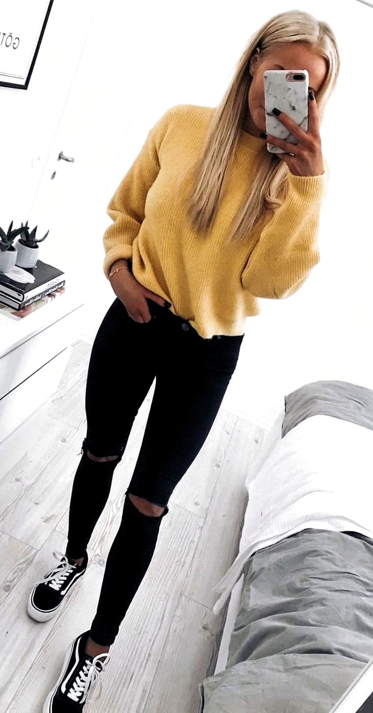 Casual Jeans Sweater Ideas For Winter Outfits Casualoutfits Sweaters Winteroutfits