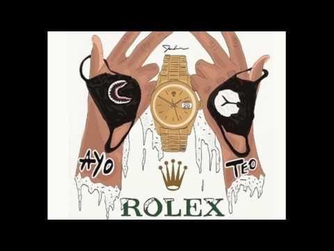Billboard Hot 100 - Letras de Músicas - Sanderlei: Rolex - Ayo & Teo