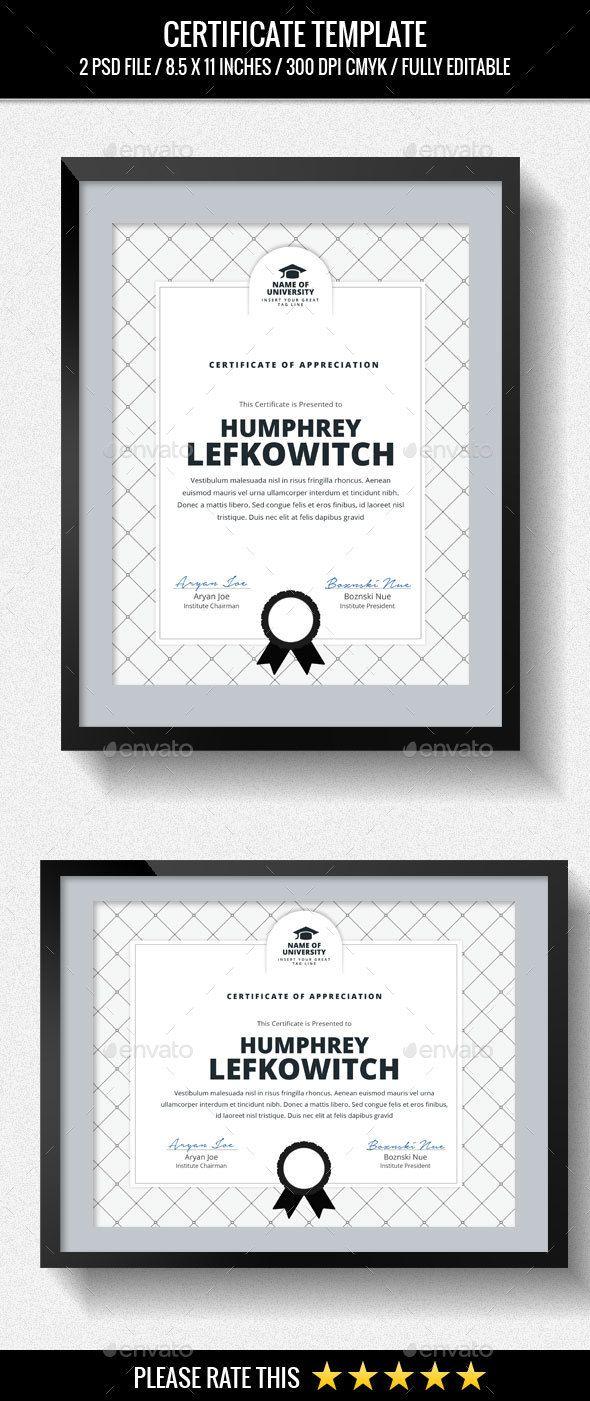 Multipurpose Certificates Design - Certificate Template PSD. Download here: http://graphicriver.net/item/multipurpose-certificates/16563898?s_rank=840&ref=yinkira