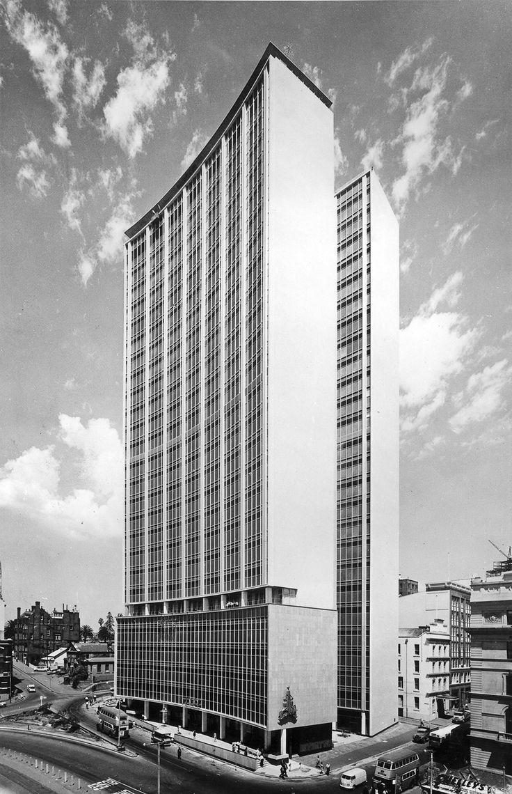 AMP Building, Sydney c1962