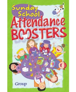 Do you wish you could find ways to reach more kids for Christ and to keep them coming to Sunday school on a regular basis? Sunday School Attendance Boosters is packed full of wonderful and varied ideas to help attract kids to your Sunday school program.