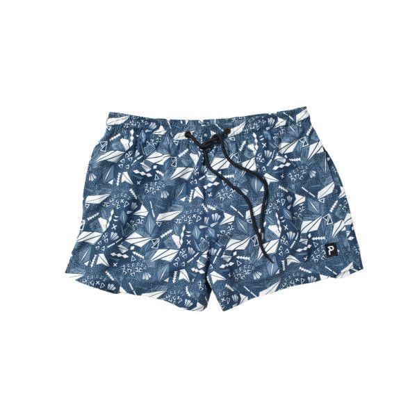 Geo men's beach shorts