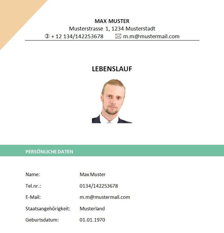 Beste Beliebtesten Lebensläufe Fotos - Entry Level Resume Vorlagen ...