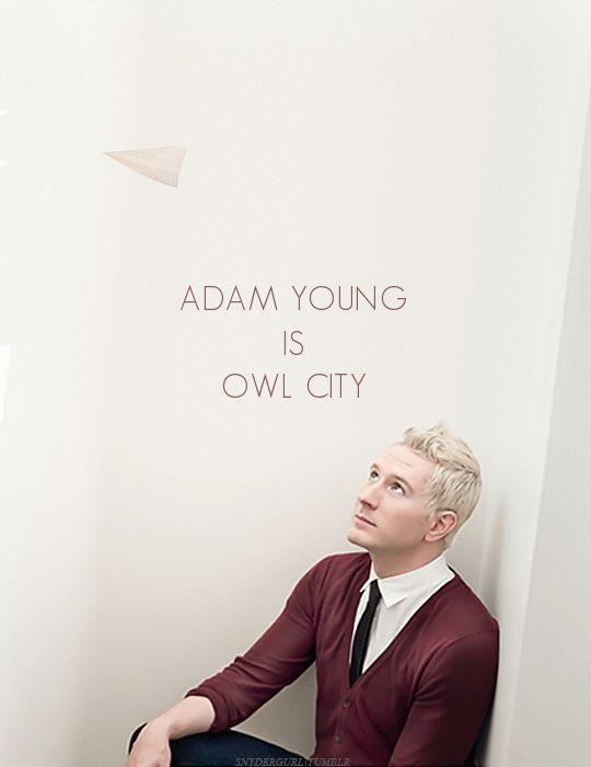 Starting January 1, my plan is to focus on Owl City, but I'm keeping the Adam Young portal active for moments of inspiration that move me to create new scores. I've already got a growing list of concepts and cannot wait to see what happens in the future. Thanks again for the incredible journey! Stay tuned. — Adam Young