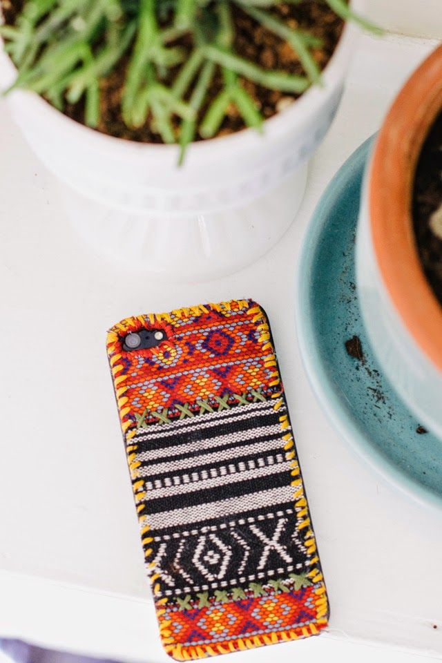 Always Rooney: Tapestry iPhone Case | DIY