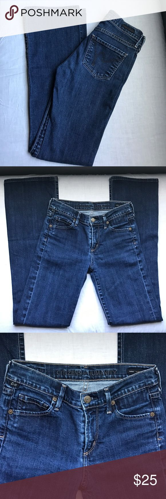 🦋 SALE! Citizens of Humanity jeans Citizens of Humanity jeans, style Amber Medium Rise Bootcut. Like new condition, no rips or stains. Citizens of Humanity Jeans