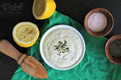 A paleo recipe for tartar sauce
