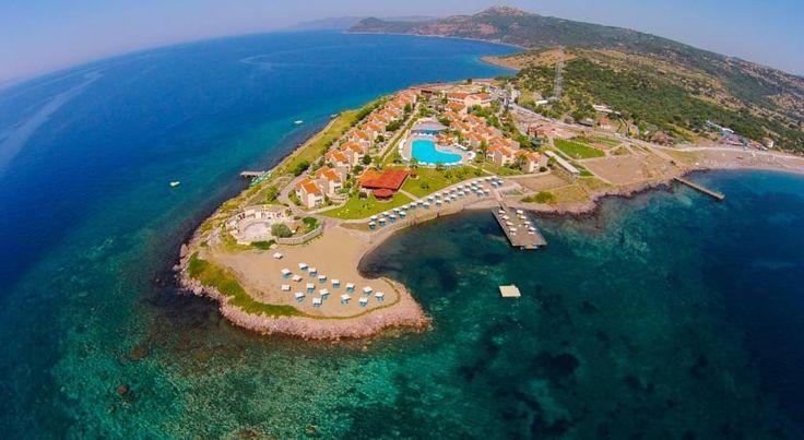 #AssosDoveHotel&Spa, a resort surrounded by the sea, built without touching the cultural inheritage and the nature. #AssosDoveHotel&Spa, yörenin el değmemiş doğası ve kültürel mirası korunarak kurulmuş üç tarafı denizle çevrili büyük bir tesistir. http://www.assosdovehotel.com/ #AssosDoveHotel&Spa #çanakkale #canakkale #turkey #türkey #assos #behramkale #kadirga #hotel #sea #sun #beach #kumsal #deniz #pool #havuz #spa #resort #photo #travel #traveller
