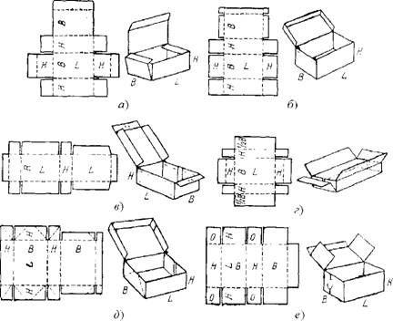 б,в,е развертки упаковки для обуви - Поиск в Google