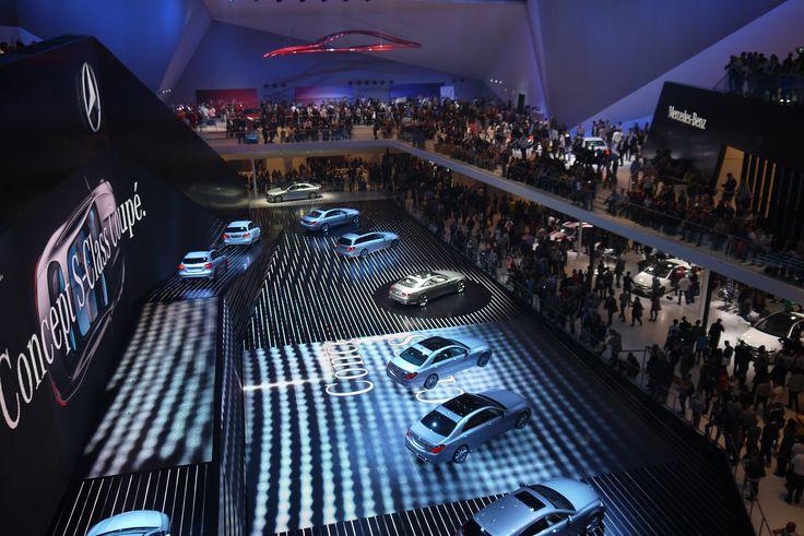 Mercedes-Benz World Premier