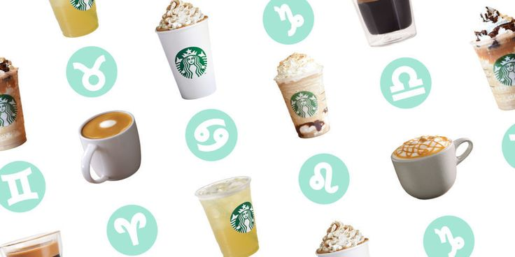 The Perfect Starbucks Drink for You Based on Your Zodiac Sign!