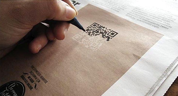 Tough QR code tattoo test for hopeful applicants.