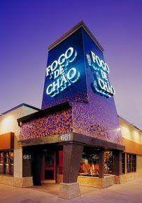 Fogo de Chão Brazilian Steakhouse Chicago, IL - all you can eat meat, palentas, wonderful waiters